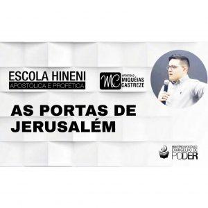 Portas de Jerusalem