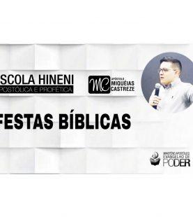 Festas Bíblicas